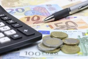 Steuergelder und Taschenrechner