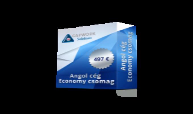 ECONOMY CSOMAG 497,00 € +19% ÁFA