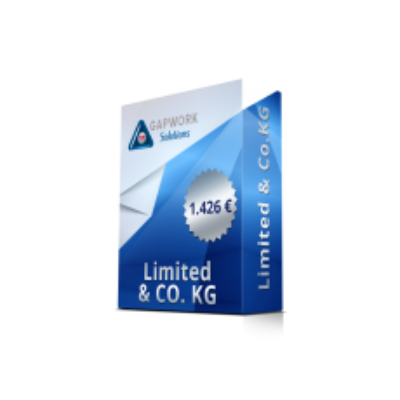 LTD. & CO.KG 1.426,00 € 19% ÁFA